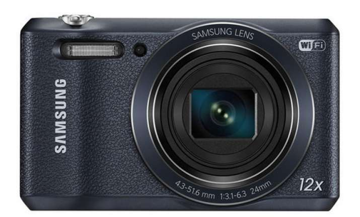 samsung unveils smart cameras with nfc wifi sharing options