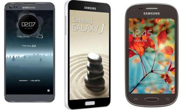 samsung will soon release these ten smartphones in india