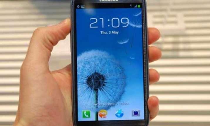 samsung galaxy s iii smartphone sales pass 30 million units