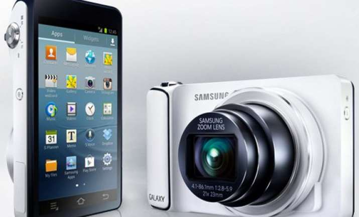 samsung launches android based galaxy camera for rs 29 900