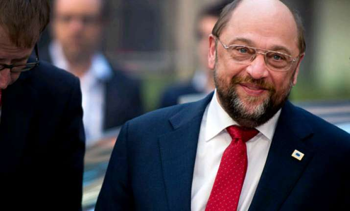 sanctions against russia impact eu too martin schulz