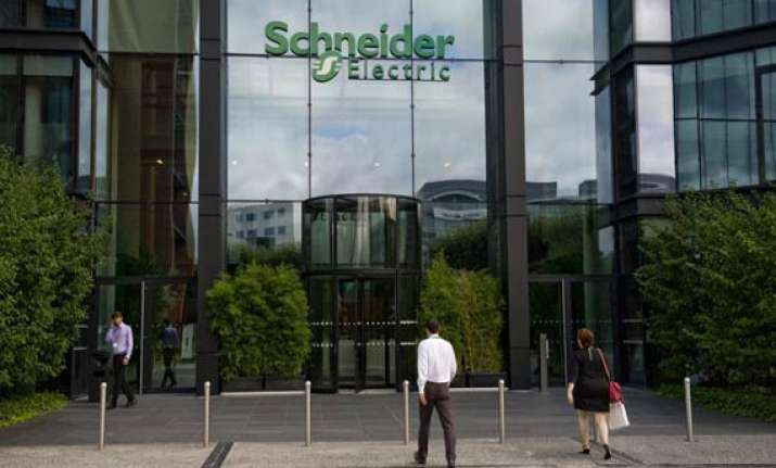 schneider electric inks pact with ramco systems