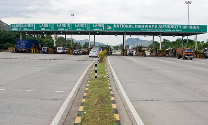 seamless transit at all highway toll plazas by 2014 a