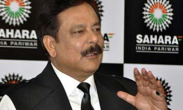 sebi freezes bank accounts of 2 sahara firms subrata roy