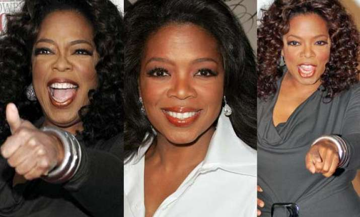 see oprah winfrey s life in pictures