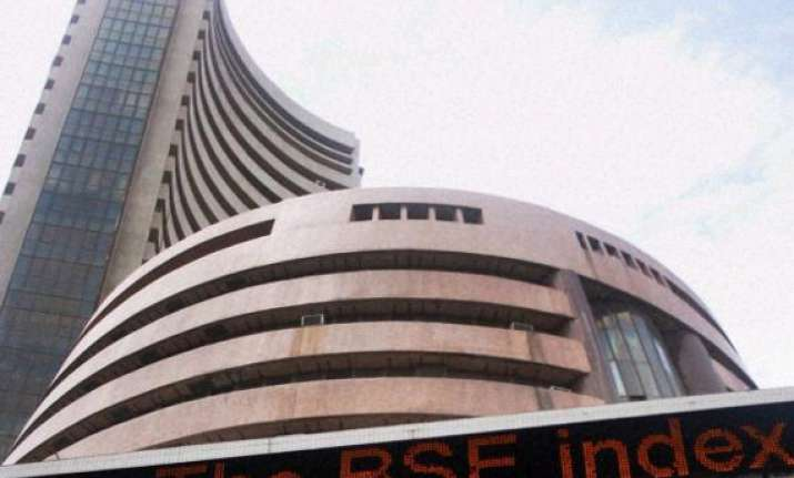 sensex nifty end at record highs on capital inflows