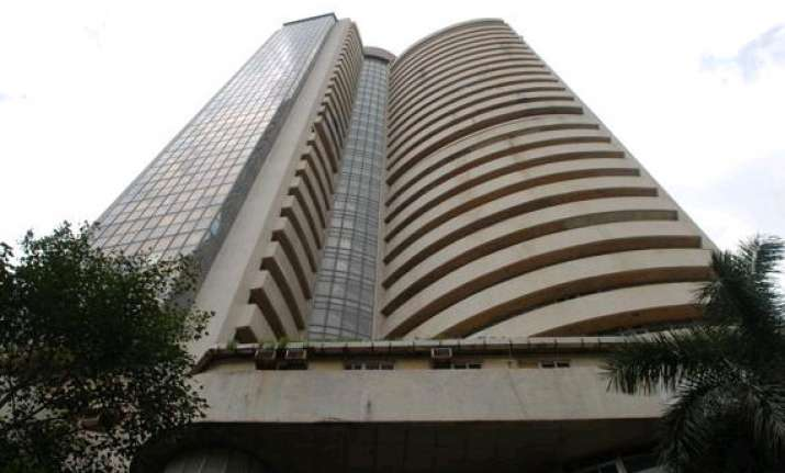 sensex nifty hit new highs monsoon eco reforms drive mkts