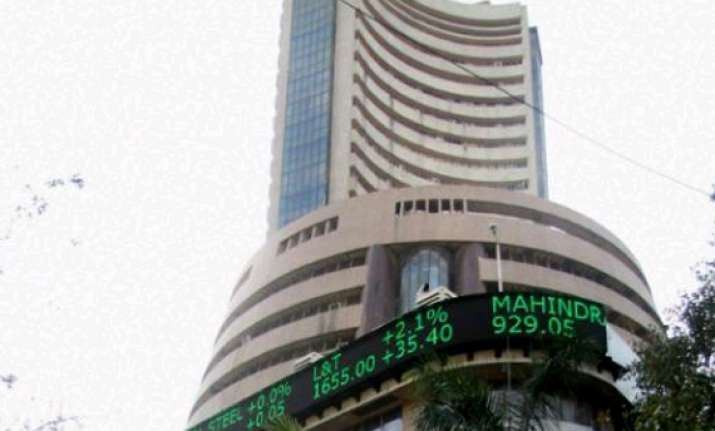 sensex nifty retreat after touching record highs