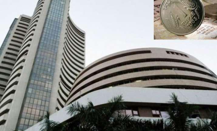 sensex nifty tank on heavy capital outflows