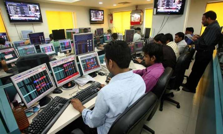 sensex at fresh 3 yr high up 11 pts as l t surges