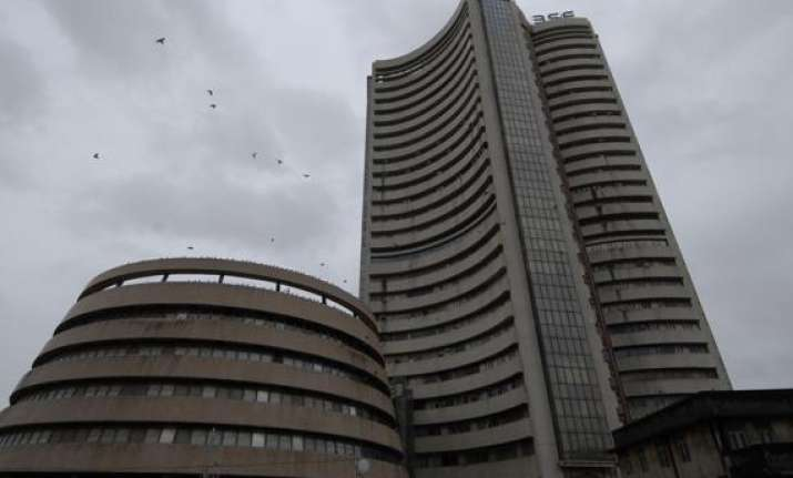 sensex below 18 000 drops 248 points in afternoon trade