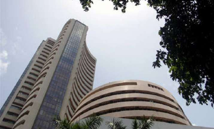 sensex gains 404.89 points oil gas metal stocks rally