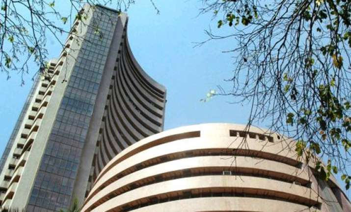 sensex hits all time peak of 23 410.36