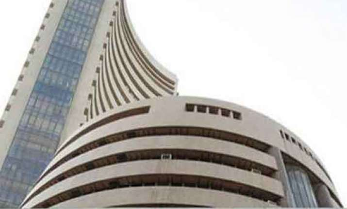 sensex logs biggest drop in 4 months infosys tanks 8 pc