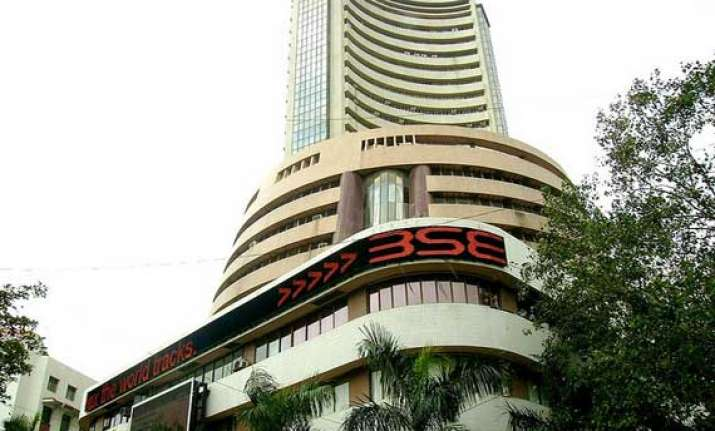 sensex plunges over 500 points after railway budget