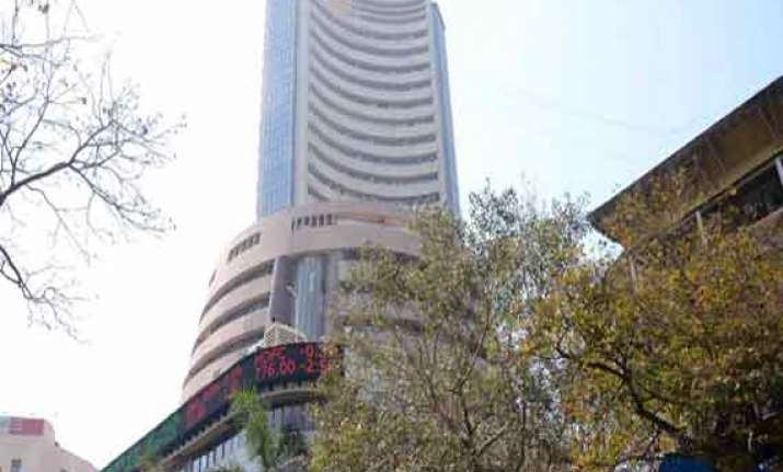 sensex rises for 3rd day to close at over one week high
