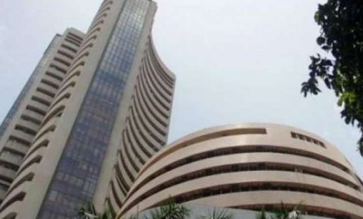 sensex slips from lifetime peak fiis remain bullish