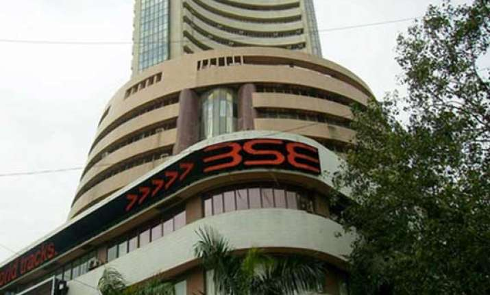 sensex up 56 points in morning trade