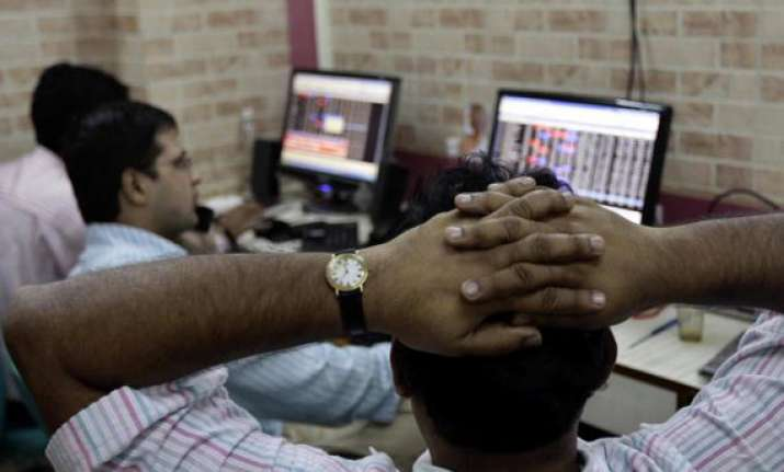 sensex snaps 3 day rally down 48 pts on profit booking