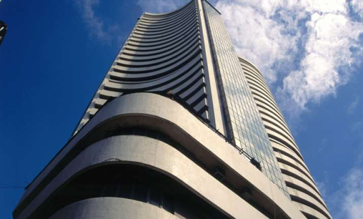sensex down 243 pts on rbi policy political uncertainty