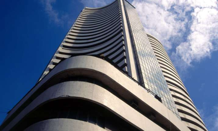 sensex sheds 97 points as ril tcs lose ground