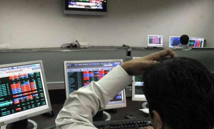 sensex declines 45 pts on weak rupee asian cues