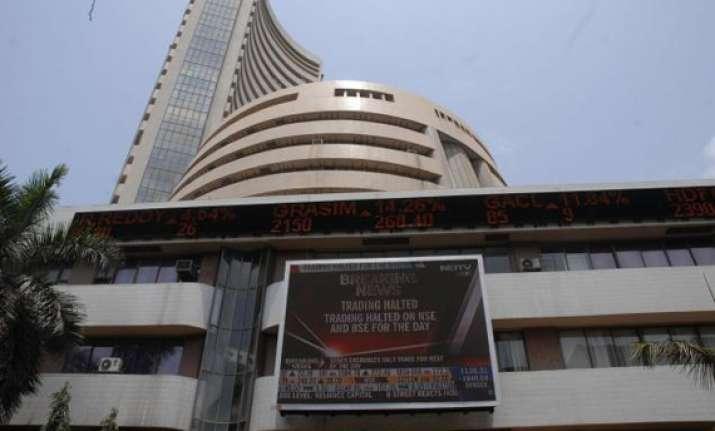 sensex below 18k down 155 pts on profit booking rising oil