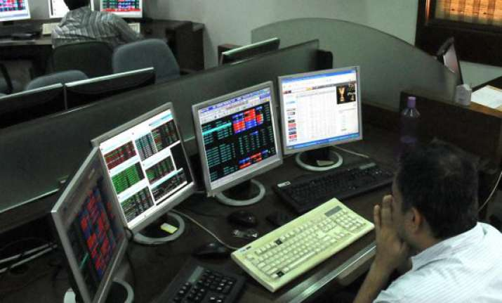 sensex up 84 pts on crr cut higher factory output