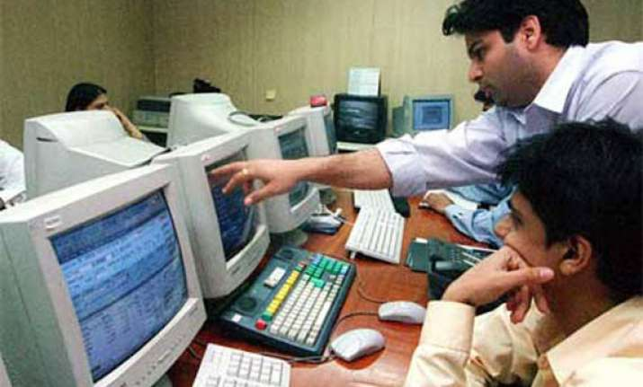 sensex up 135 pts on funds inflow firm global cues