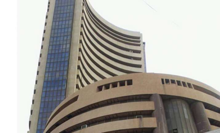 sensex declines 18 points