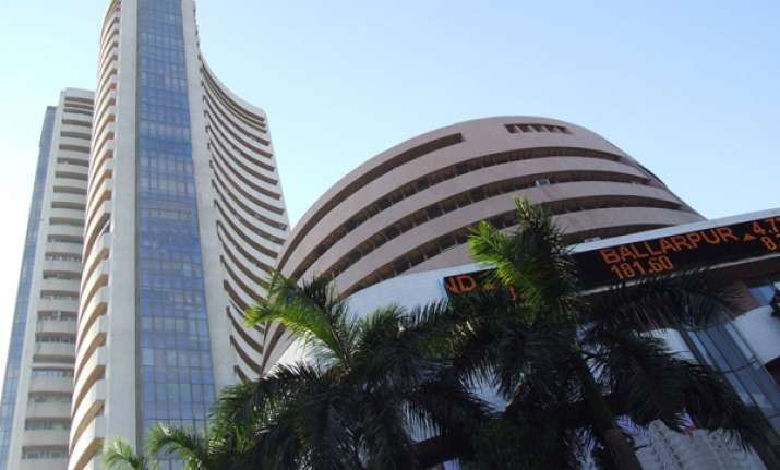tcs drives up sensex by 111 points