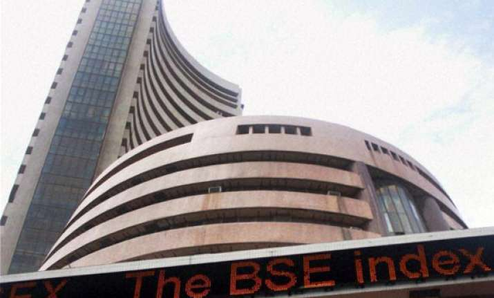 sensex ends 24 pts up ril gail ongc day s best stocks