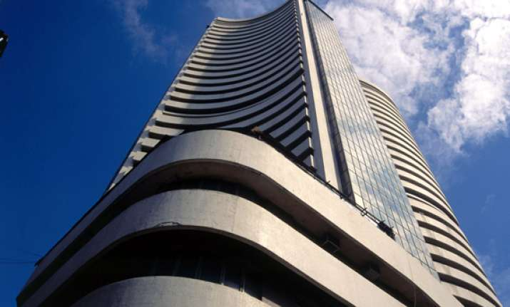 samvat year ends on cheerful note sensex up 316 points