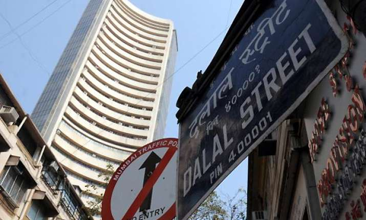 sensex ends lower by 21 pts in lacklustre trade