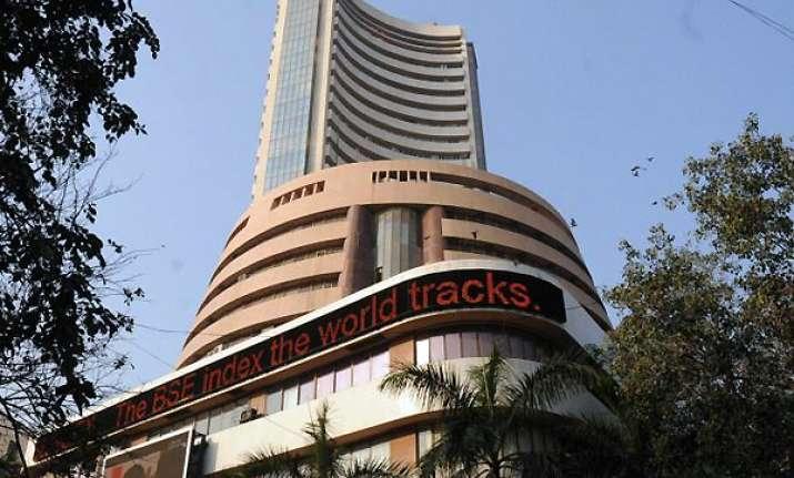 sensex up 434 pts investors richer by rs 1.3 lakh crore