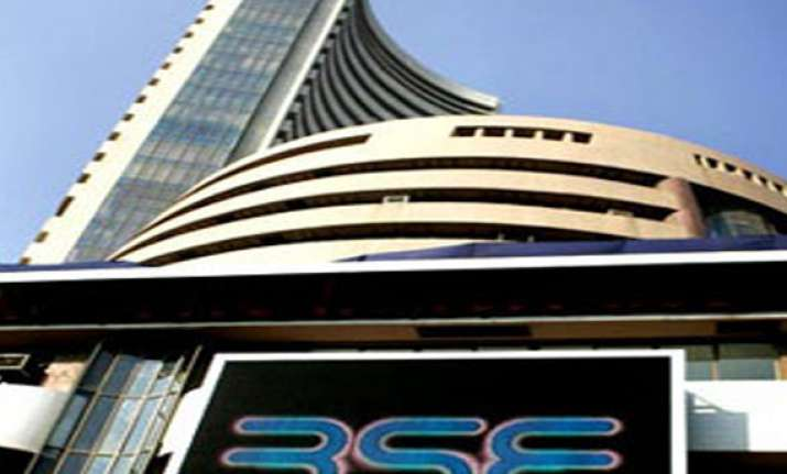 sensex ends flat after four straight days of losses