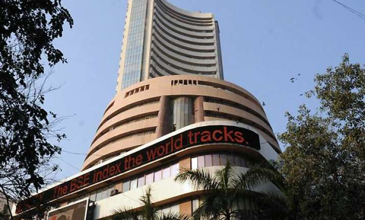 sensex tumbles 157 pts as rupee slumps to new record low