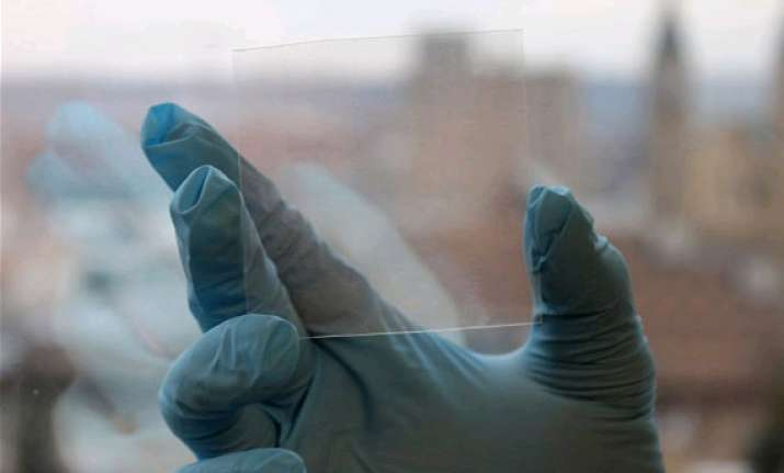 shatterproof device to save touchscreens from cracks