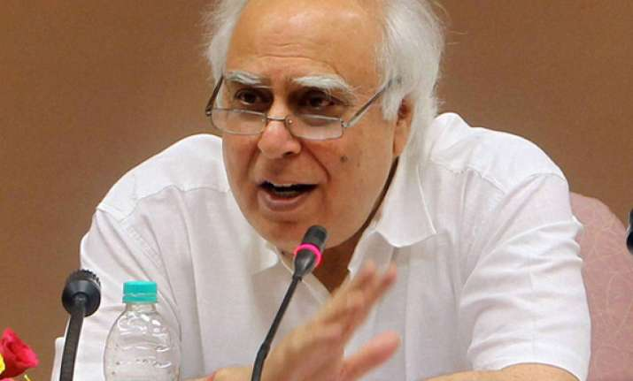 sibal wants one government website for all public services