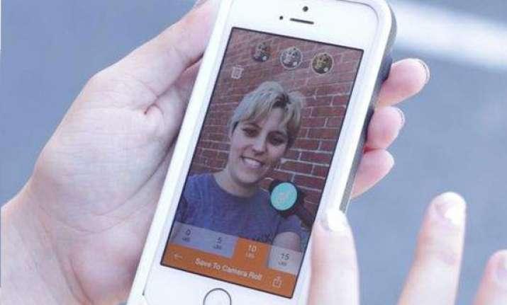 skinneepix app lets users create a slimmer selfie