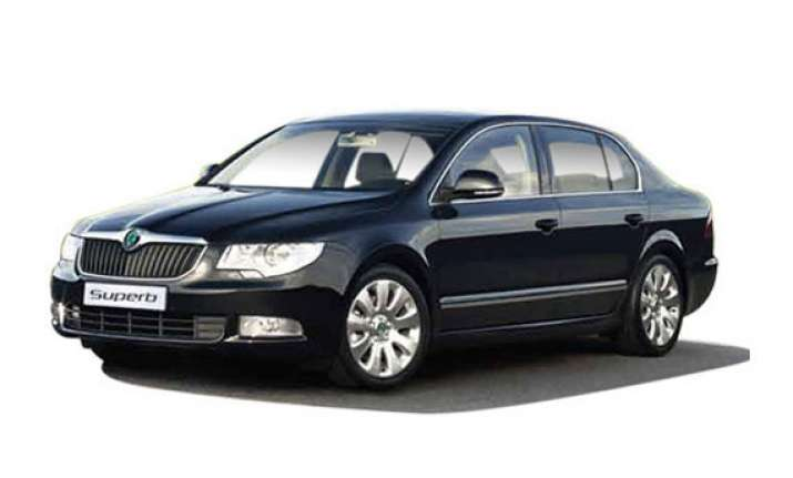 skoda launches new superb at rs 18.87 lakh