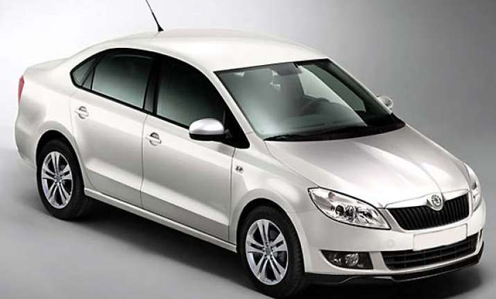 skoda launches sedan rapid priced up to rs 9.19 lakh