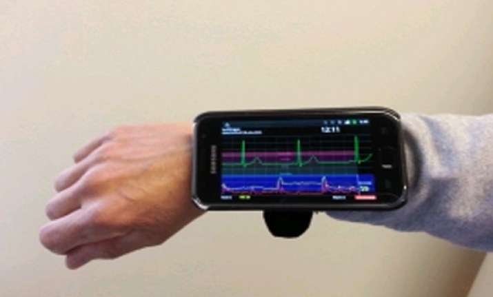 smartphones can help detect irregular heartbeat