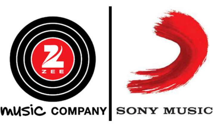 sony music zee ink global digital assets management deal