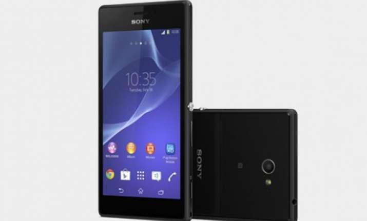 sony xperia m2 with android 4.3 dual sim variant launched