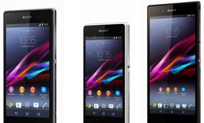 sony rolls out android 4.4 kitkat update for xperia z1