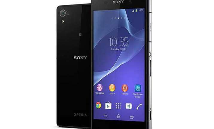 sony s new xperia z2 smartphone review