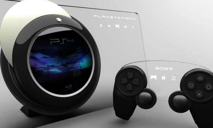 sony unveils social focused playstation 4