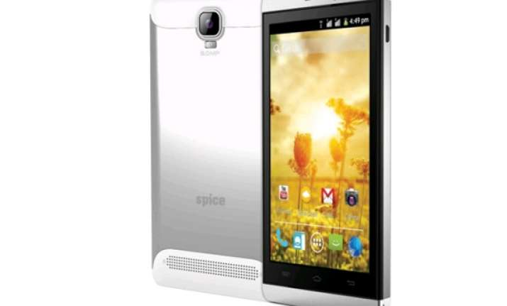 spice smart flo mettle icon launched at rs 6 999