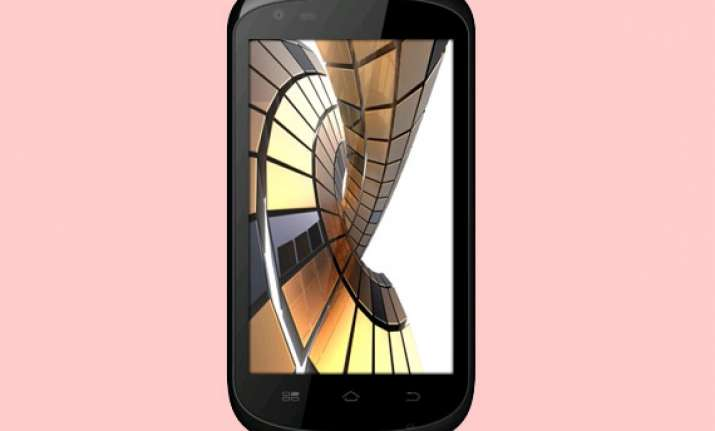 spice launches stellar 445 with quad core processor at rs 5
